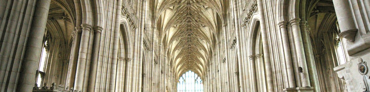 English Medieval Cathedrals in Context – London Art History